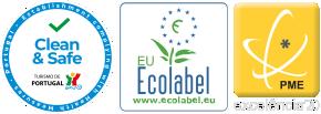 Monverde - Sustainability - Ecolabel - Safe & Clean - PME Excelência